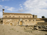 Palaeo-Christian Basilica in Idanha-A-Velha, Beira Baixa, Portugal Photographic Print by White Gary
