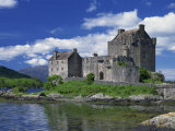 Eilean Donan Castle, Scotland, United Kingdom, Europe Photographic Print