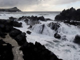 Biscoitos Coast, Terceira Island, Azores, Portugal, Atlantic, Europe Photographic Print by De Mann Jean-Pierre