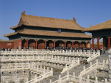 Imperial Palace, Forbidden City, Beijing, China Photographic Print by Tovy Adina