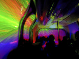 Bund Sightseeing Tunnel, Shanghai, China Photographic Print by De Mann Jean-Pierre