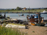Rye Harbour, Rye, River Rother, East Sussex Coast, England, United Kingdom, Europe Photographic Print by White Gary