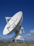 Radio Telescope in New Mexico, United States of America, North America Photographic Print by Tovy Adina
