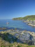 Lantivet Bay, Cornwall, England, United Kingdom, Europe Photographic Print by Wogan David