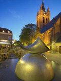 Oude Kerk, Delft, Holland, Europe Photographic Print by Edwardes Guy