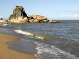 Senga Bay, Malawi, Africa Photographic Print by Groenendijk Peter