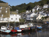 Polperro, Cornwall, England, United Kingdom, Europe Photographic Print by Wogan David