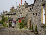 Grassington Village, Yorkshire Dales National Park, North Yorkshire, England, United Kingdom Photographic Print by White Gary