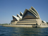 Exterior of the Sydney Opera House, Sydney, New South Wales, Australia, Pacific Photographic Print by Wilson Ken