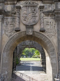 Intamuros City, Fort Santiago Gate, Manila, the Philippines, Southeast Asia Photographic Print by De Mann Jean-Pierre