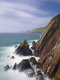 Slea Head, Dingle Peninsula, County Kerry, Munster, Republic of Ireland, Europe Photographic Print by Edwardes Guy