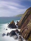 Slea Head, Dingle Peninsula, County Kerry, Munster, Republic of Ireland, Europe Photographic Print by Edwardes Guy