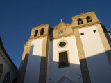 Sao Tiago Church, Evora, Alentejo, Portugal, Europe Photographic Print by White Gary