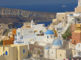 Oia, Santorini, Cyclades, Greek Islands, Greece, Europe Photographic Print by Papadopoulos Sakis