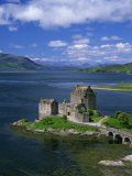 Eilean Donan Castle, Highlands, Scotland, United Kingdom, Europe Photographic Print