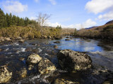 River Strontian, Strontian, Argyll, Scotland, United Kingdom, Europe Photographic Print by Toon Ann & Steve