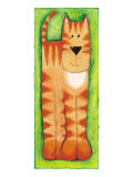 Ginger Premium Giclee Print by Kate Mawdsley