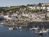 Mevagissey, Cornwall, England, United Kingdom, Europe Photographic Print by Wogan David