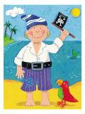 Treasure Island II Premium Giclee Print by Sophie Harding
