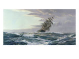 Glory of the Seas Giclee Print by Montague Dawson