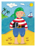 Treasure Island I Premium Giclee Print by Sophie Harding