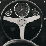 1959 Porsche Premium Giclee Print by  Retro Classics