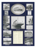 Titanic Poster Premium Giclee Print by Father Francis Browne