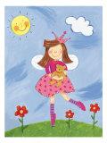 Fairyland I Premium Giclee Print by Sophie Harding