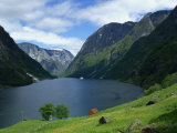 Sognefjord, Norway, Scandinavia, Europe, Photographic Print