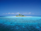 Tropical Desert Island, Maldives, Indian Ocean Photographic Print by Papadopoulos Sakis