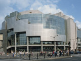 Opera Bastille, Place De La Bastille, Paris, France, Europe Photographic Print by Merten Hans Peter