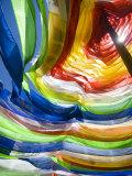 Prayer Flags, Yushu, Qinghai, China Photographic Print by Porteous Rod