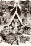 A Clockwork Orange - Collage Print by Paul Stone