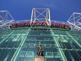 Manchester United Football Club Stadium, Old Trafford, Manchester, England, United Kingdom, Europe Photographic Print by Richardson Peter