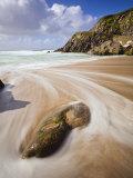 Coumeenoule Strand, Slea Head, Dingle Peninsula, County Kerry, Munster, Republic of Ireland, Europe Photographic Print by Edwardes Guy