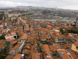 Ribeira District and the Douro River, Oporto, Portugal Photographic Print by White Gary