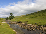 River Wharfe, Upper Wharfedale, Yorkshire Dales National Park, North Yorkshire, England, UK Photographic Print by White Gary