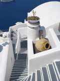 Firostefani, Santorini, Cyclades, Greek Islands, Greece, Europe Photographic Print by Papadopoulos Sakis