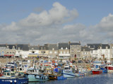 Yachting and Fishing Port, Le Turballe, Brittany, France, Europe Photographic Print by Groenendijk Peter