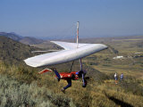 Hang Glider Photographic Print
