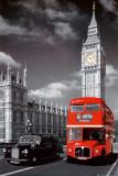 Collage van Londen Posters