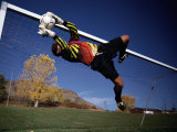 Soccer: Comp. Men Photographie