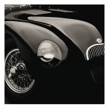 Jaguar C-Type Reproduction procédé giclée