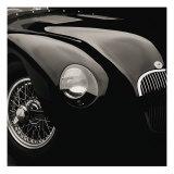 Jaguar C-Type Premium Giclee Print