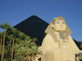 Luxor Hotel, Las Vegas, Nevada, United States of America, North America Photographic Print by Merten Hans Peter