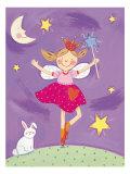 Fairyland III Premium Giclee Print by Sophie Harding
