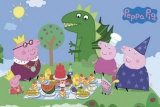 Peppa Gris Plakater