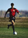 Soccer: Comp. Men Photographic Print