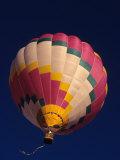 Hot Air Ballooning, Albuquerque, New Mexico, USA Photographic Print by Paul Sutton
