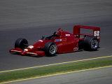 Formula Atlantic Racing Car Action Reprodukcja zdjęcia
